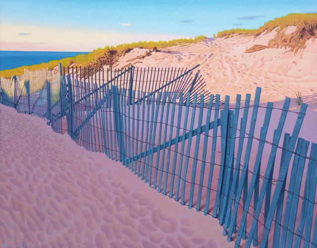 Rob Brooks, 'Beach Path', 2015-2018, Eisenhauer Gallery