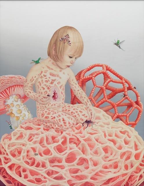 , 'Universal Veil,' 2014, Joshua Liner Gallery