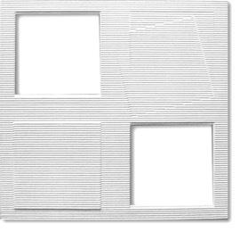 , 'Deux Vide et un Plein, Number 832/1987,' 2005, Leon Tovar Gallery