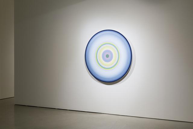 , 'BLUELIGHTTWELVE,' 2016, Quint Gallery