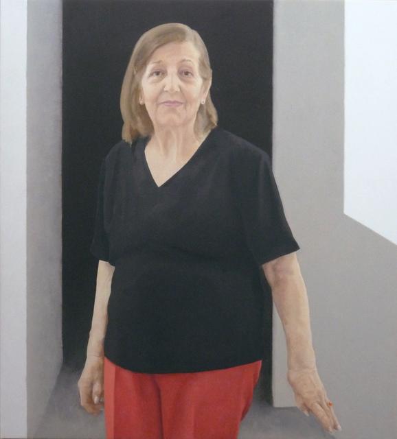 , ' Paula,' 2013, Galería Utopia Parkway