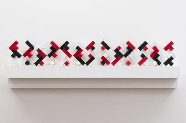 , '2015:10. Model: Tesseract,' 2015, Charles Nodrum Gallery
