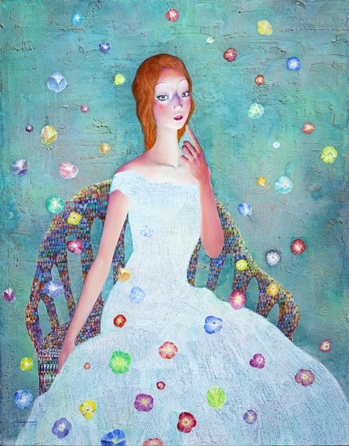 , 'Flower Dream (꽃 꿈),' 2015, Yesong Gallery