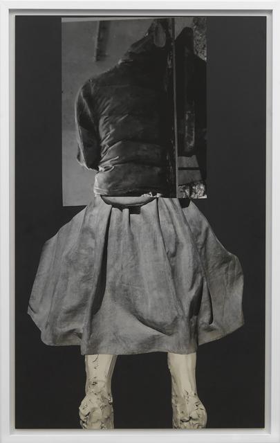 , 'Montage 4,' 2019, Galerie Forsblom