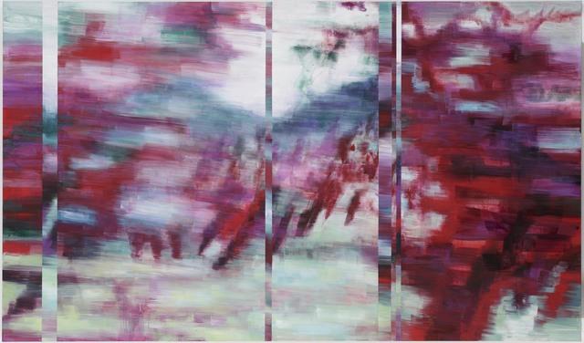 , 'Greffe 8,' 2018, Galerie Nathalie Obadia