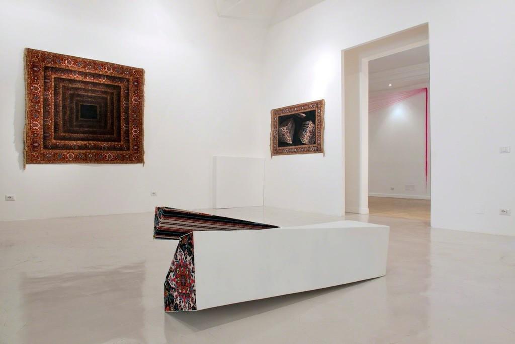 "Installation shot exhibition ""Omnia Mutantur, Nihil Interit""- Faig Ahmed @ Montoro12 Contemporary Art"