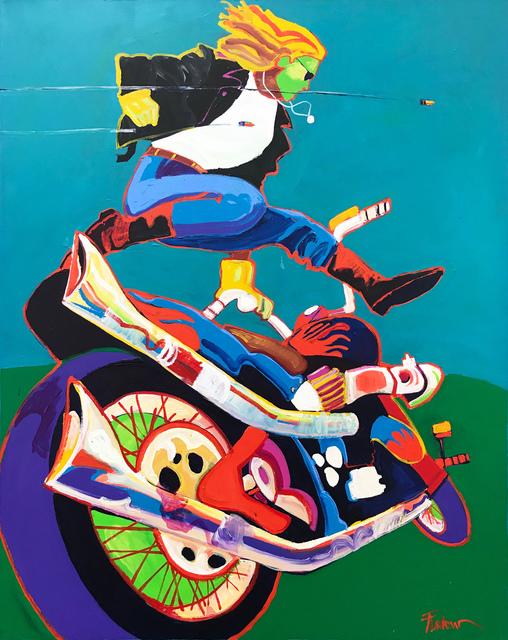Malcolm Furlow, 'LEAPHOG', ca. 1995, Gallery Art