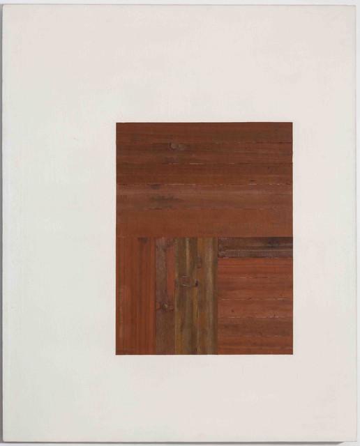 , 'Smentire il bianco,' 1972, Isabella Bortolozzi Galerie