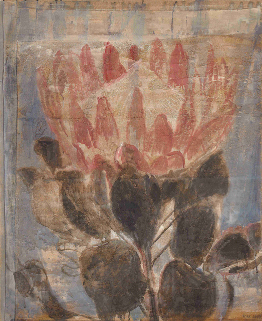Vivienne Koorland, 'Small King Protea (Gill)', Strauss & Co