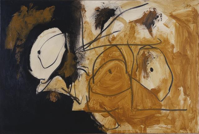 Robert Motherwell, 'In the Studio', 1984, Bernard Jacobson Gallery