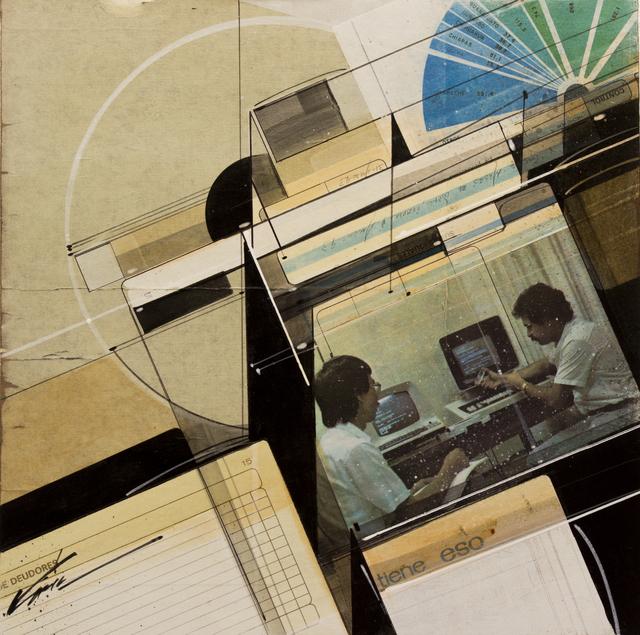 , 'Tiene eso,' 2014, Celaya Brothers Gallery