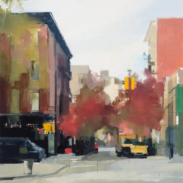 , 'Perry Street,' 2014, Kathryn Markel Fine Arts