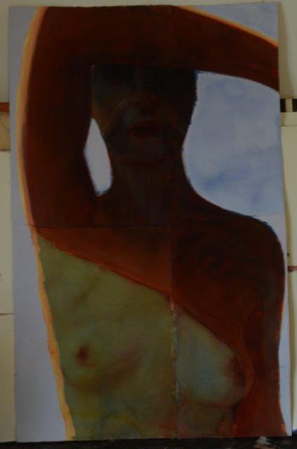 , 'Emergence,' 2015, Salamatina Gallery