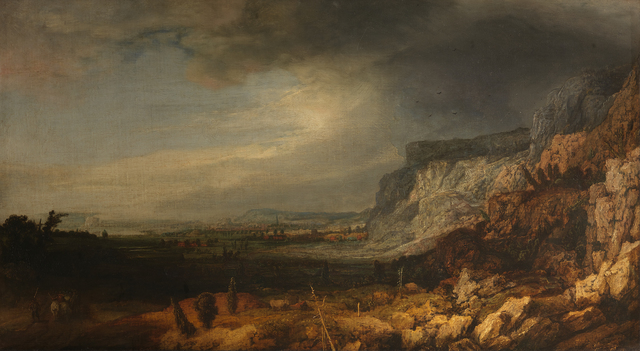 , 'Mountain Valley,' , Rijksmuseum