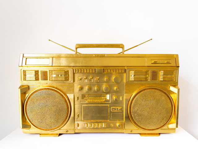 , 'Boombox Edition,' 2018, Library Street Collective