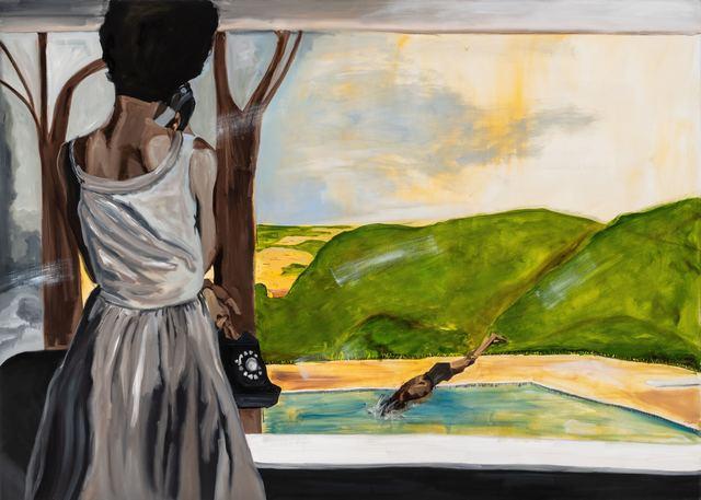 , 'Ella es,' 2019, Mariane Ibrahim Gallery