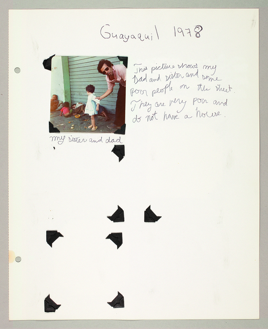 , 'Sin Hogar/ Homeless,' 2009, Ponce + Robles