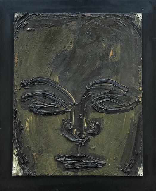 , 'Green Head,' 1961, David Klein Gallery