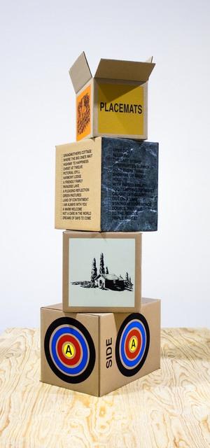 , 'Untitled,' 2017, Parque Galería