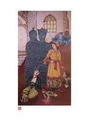 Locks from the Persian Magic (jinn) series