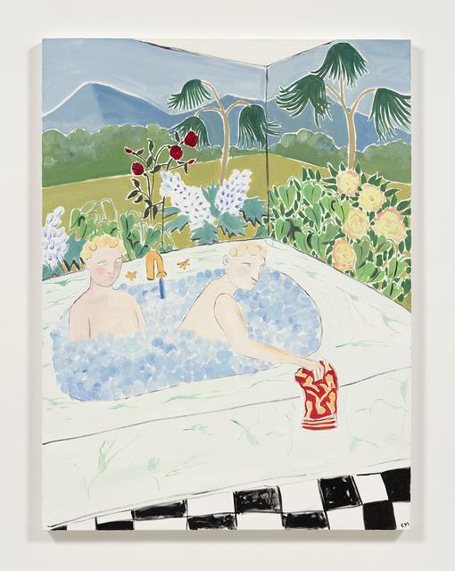 , 'Bathers,' , Steve Turner