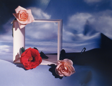 , 'Roses with Square and Clouds,' , Staley-Wise Gallery