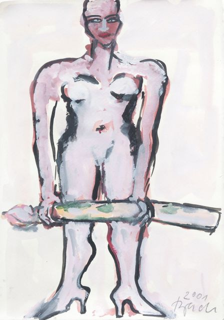, 'Spargelzeit,' 2001, Galerie Kornfeld