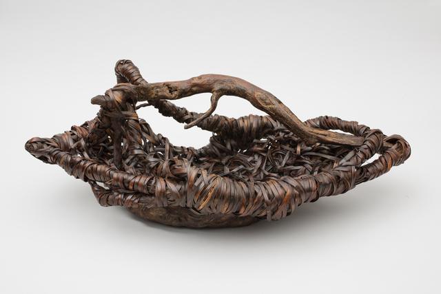 , 'Fruit Basket with Wood Handle,' 2016, TAI Modern