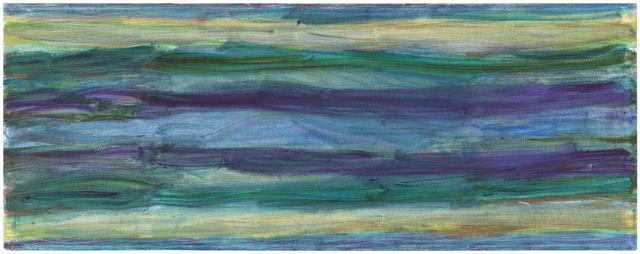 , 'Painting #11,' 2013-2015, Galerie Anhava