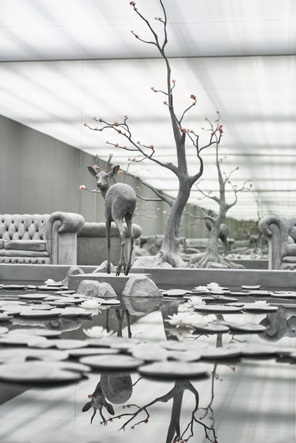 , 'The Garden Room,' 2017, Frankfurter Kunstverein