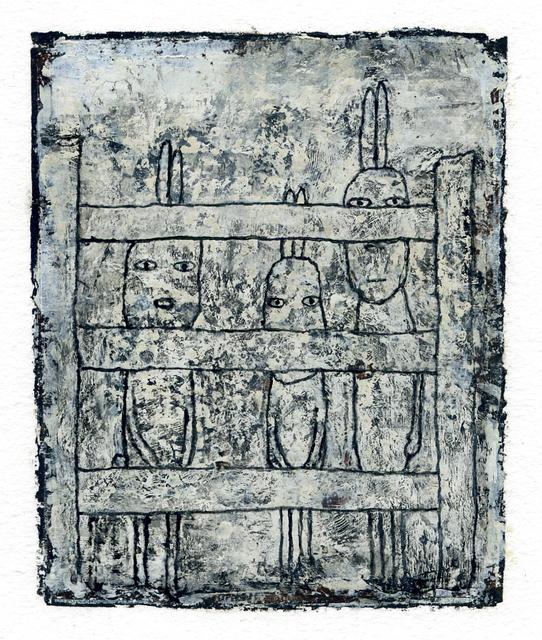 , 'Fence,' 2017, Clark Gallery