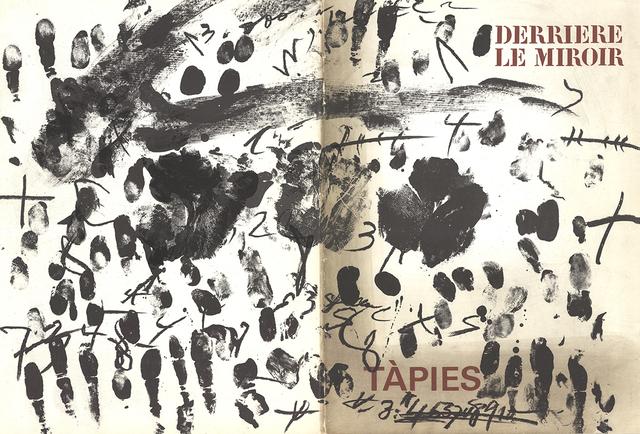 Antoni Tàpies, 'DLM No. 175 Cover', 1968, ArtWise