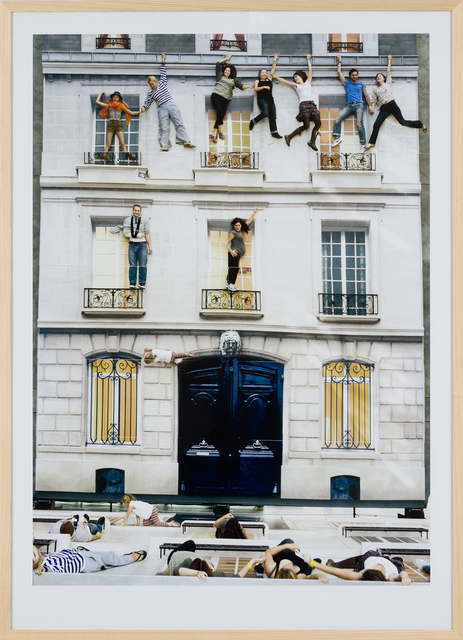 , 'Batiment II,' 2004, Art Front Gallery