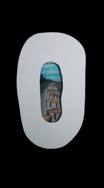 , 'El camino y las mesas para un pensamiento lúcido,' , Blanca Soto Arte