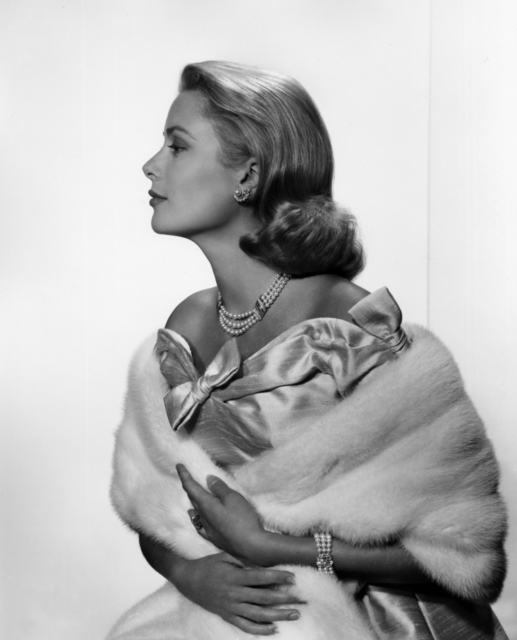 , 'Grace Kelly,' 1956, Huxley-Parlour