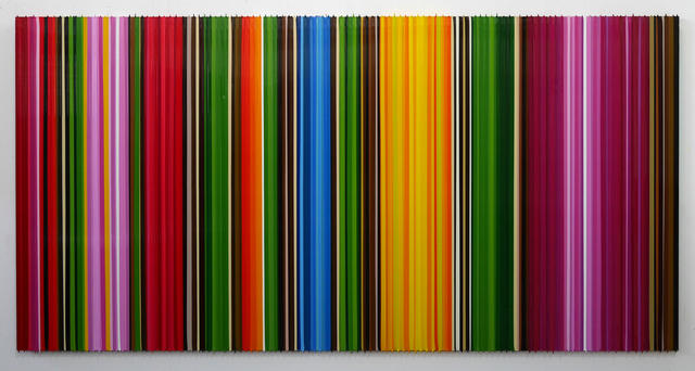 , 'Installation at IVAM Centre del Carme, Valencia 2001 (Michael Craig-Martin),' 2016, Hans Alf Gallery