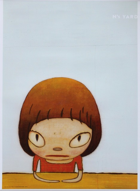 Yoshitomo Nara, 'Untitled ', 2017, EHC Fine Art