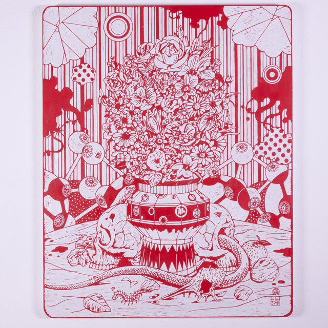 , 'Still Life,' 2013, Micheko Galerie