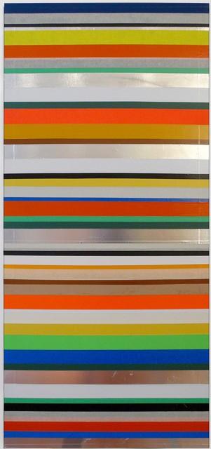 Francisco Sobrino, 'Sin título (Panel 4)', 2008, Museo de Arte Contemporáneo de Buenos Aires