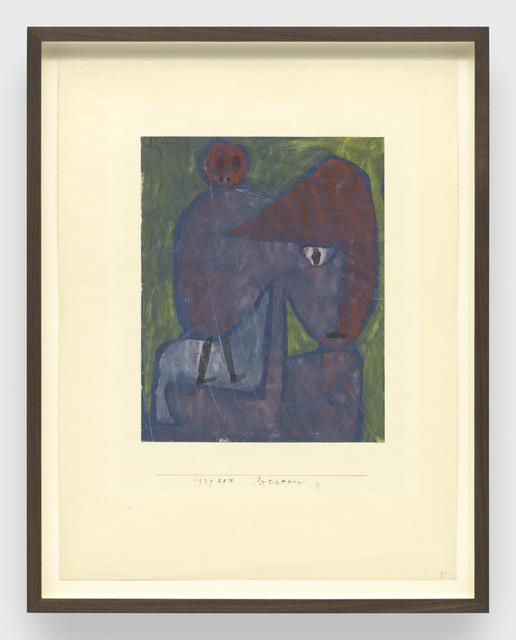 , 'Besessen (Possessed),' 1939, David Zwirner