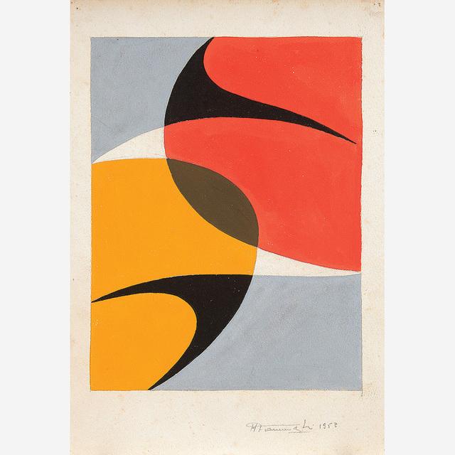 , 'Untitled,' 1953, Bergamin & Gomide