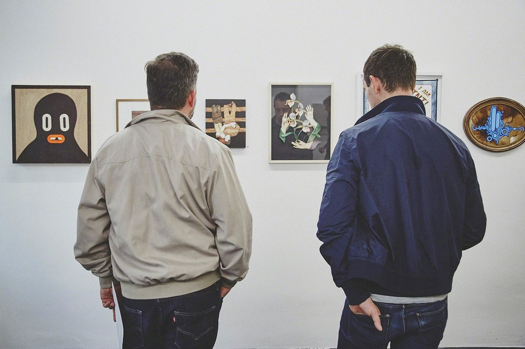 Exhibition view of COWBOYLAND. Photo by Julia Schwendner (ThisIsJulia-Photography).