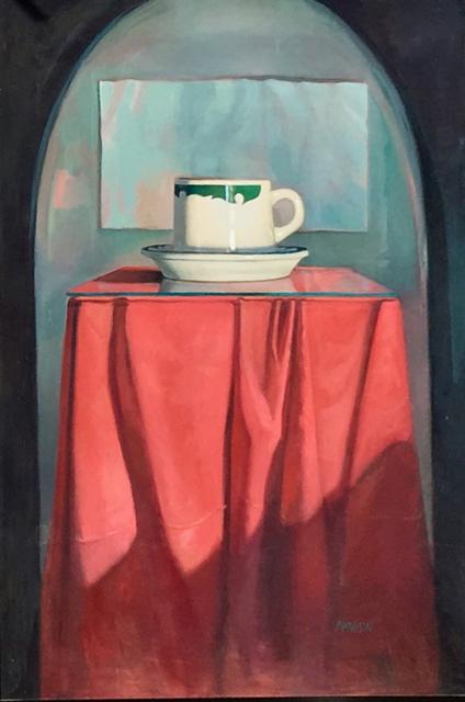 Margaret Morrison, 'Lamb's Café 2', 1998-2000, Woodward Gallery