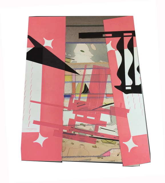, 'Pink Slip,' 2016, Bruno David Gallery & Bruno David Projects