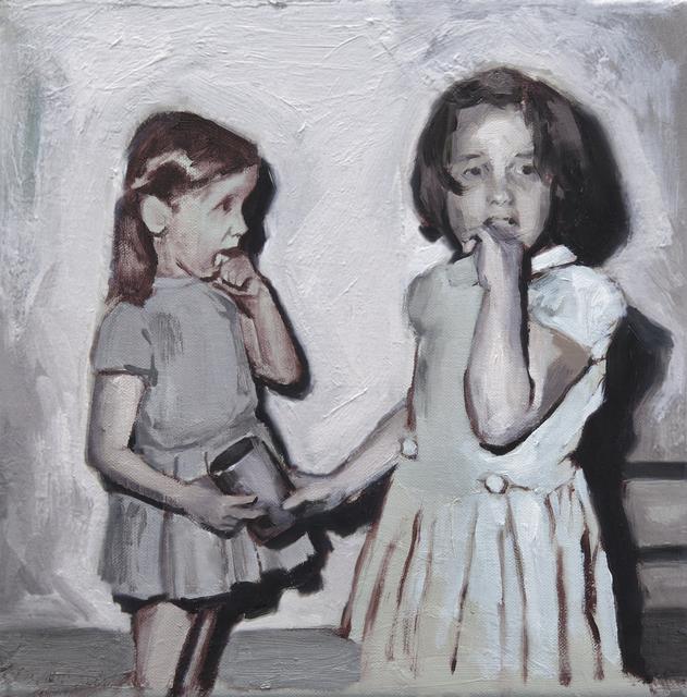, 'In fraganti,' 2015, Aki Gallery