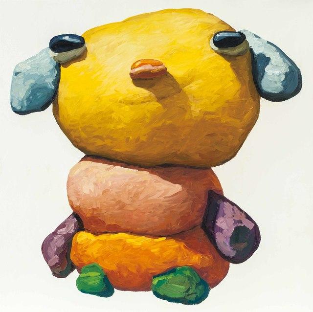 Peter Opheim, 'Ted', 2017, Powen Gallery