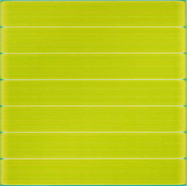 , '(not so) Mellow Yellow,' 2015, Andrea Schwartz Gallery