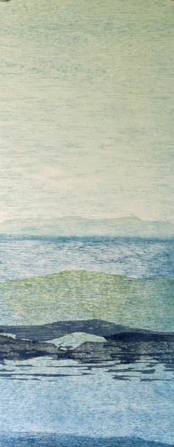 Trish Yates, 'The Quiet Sea', 2017, Open Bite Printmakers