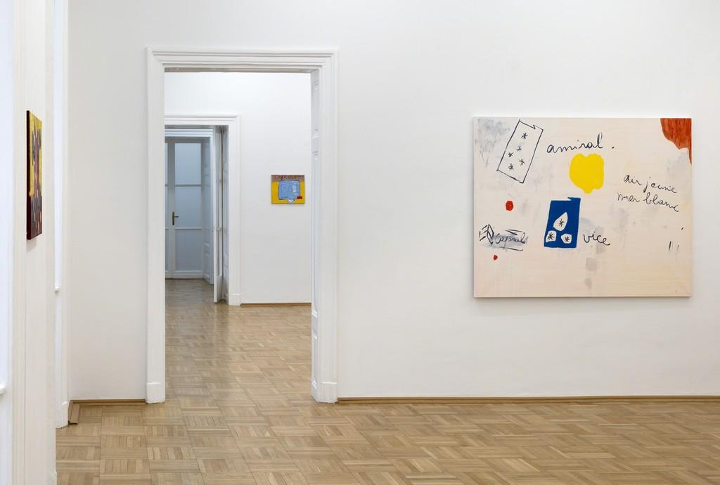 Courtesy Galerie nächst St. Stephan Rosemarie Schwarzwälder Photo Markus Wörgötter