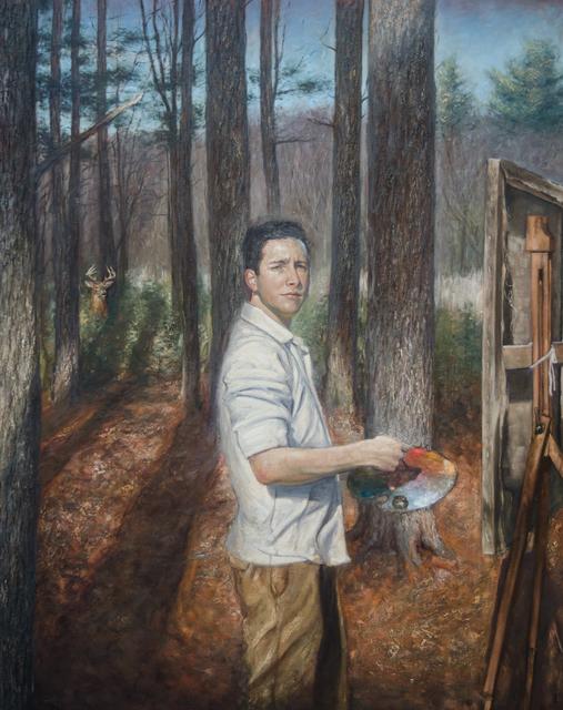 Dustin Neece, 'Painter 1', ca. 2000, David Benrimon Fine Art